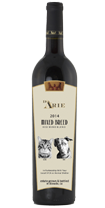 2014 Mixed Breed <br> Red Blend