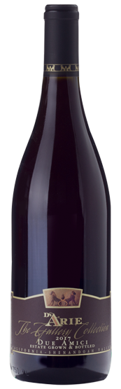 2017 Due Amici, Red Blend LARGE