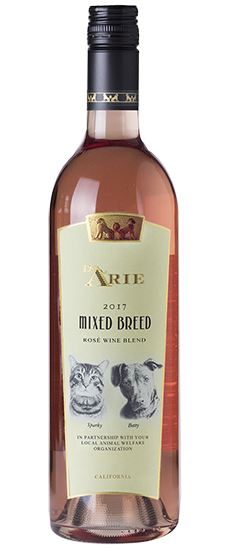 2017 Mixed Breed  <br> Rose Wine Blend LARGE