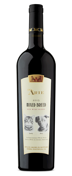 2015 Mixed Breed <br> Red Blend LARGE