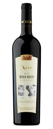 2015 Mixed Breed <br> Red Blend THUMBNAIL