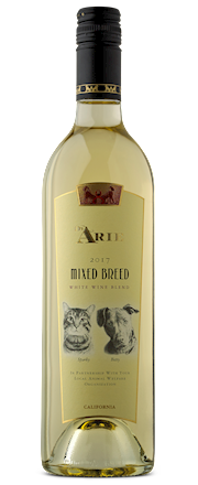 2017 Mixed Breed  <br> White Wine Blend THUMBNAIL
