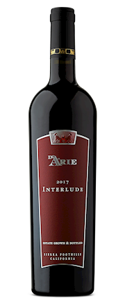 2017 Interlude, Red Blend THUMBNAIL