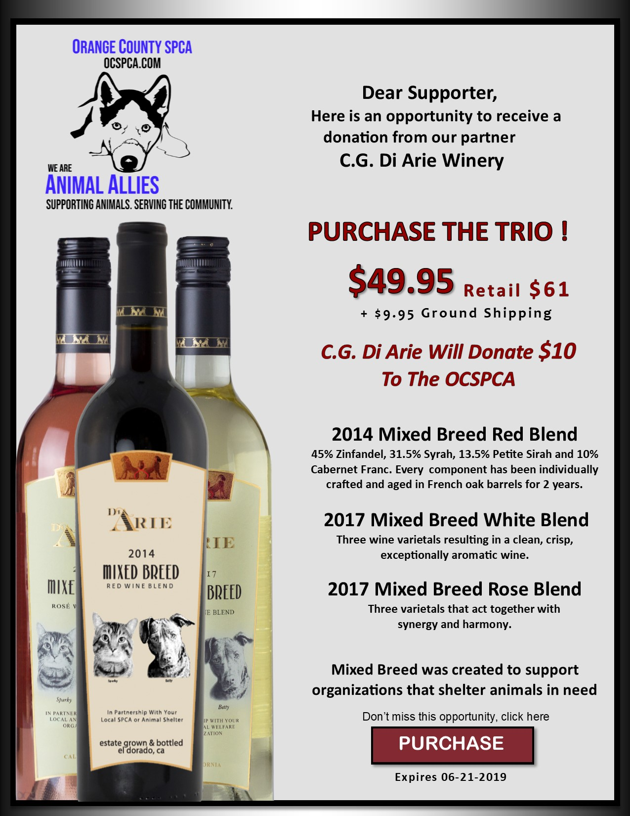 "Orange County SPCA ""3 Great Products In One Package!""_MAIN"