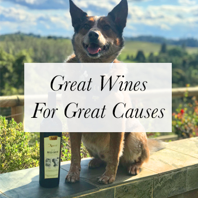 Great Wines for Great Causes
