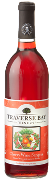Chateau Grand Traverse Cherry Wine Sangria Wine Bottle_THUMBNAIL