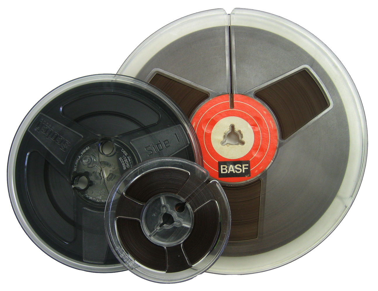 Reel to Reel Audio Transfer