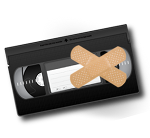 Video Tape Repair THUMBNAIL