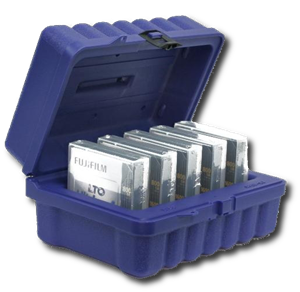 LTO Tape Storage Case