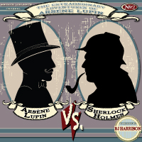 Arsene Lupin vs. Sherlock Holmes, by Maurice Leblanc (Audiobook download) THUMBNAIL