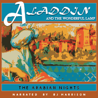 Aladdin, from The Arabian Nights (Unabridged Audiobook) LARGE
