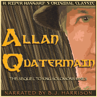 Allan Quatermain (Unabridged digital download) THUMBNAIL