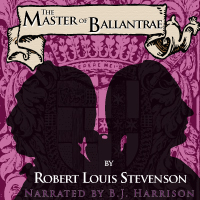 The Master of Ballantrae, by Robert Louis Stevenson LARGE