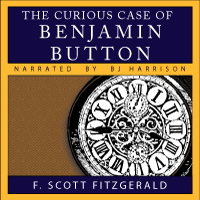 The Curious Case of Benjamin Button, by F. Scott Fitzgerald LARGE