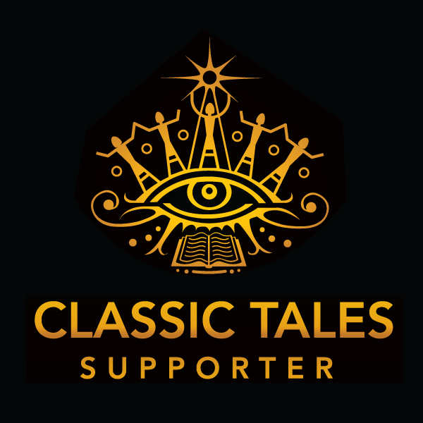 Classic Tales Podcast Financial Support