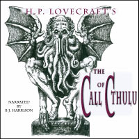 The Call of Cthulhu, by H.P. Lovecraft LARGE