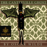 The Canterville Ghost, by Oscar Wilde THUMBNAIL