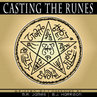 Casting the Runes, by M.R. James (Unabridged mp3/AAC Audiobook Download) THUMBNAIL