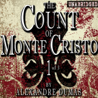 The Count of Monte Cristo, Part 1 of 3, by Alexandre Dumas (mp3/AAC audiobook download) LARGE