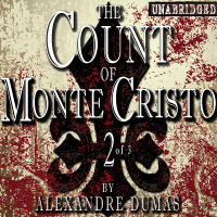 The Count of Monte Cristo, Part 2 of 3, by Alexandre Dumas (mp3/AAC audiobook download) LARGE