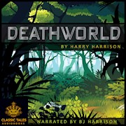 Deathworld, by Harry Harrison THUMBNAIL