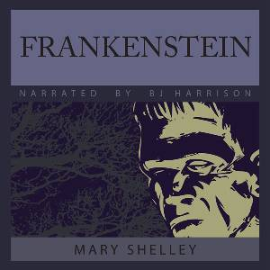 Frankenstein, by Mary Shelley LARGE