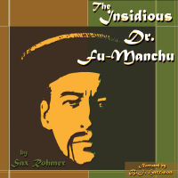 The Insidious Dr. Fu-Manchu, by Sax Rohmer LARGE