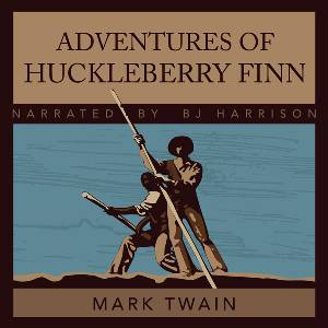 Adventures of Huckleberry Finn, by Mark Twain LARGE