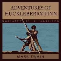Adventures of Huckleberry Finn, by Mark Twain THUMBNAIL