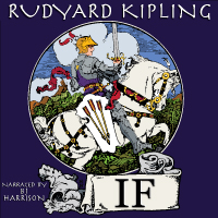 If, by Rudyard Kipling LARGE