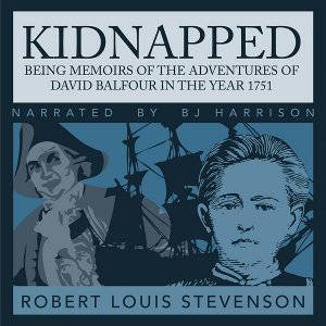 Unabridged Audiobook, narrated by B.J. Harrrison LARGE
