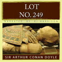Lot No. 249, by Sir Arthur Conan Doyle LARGE