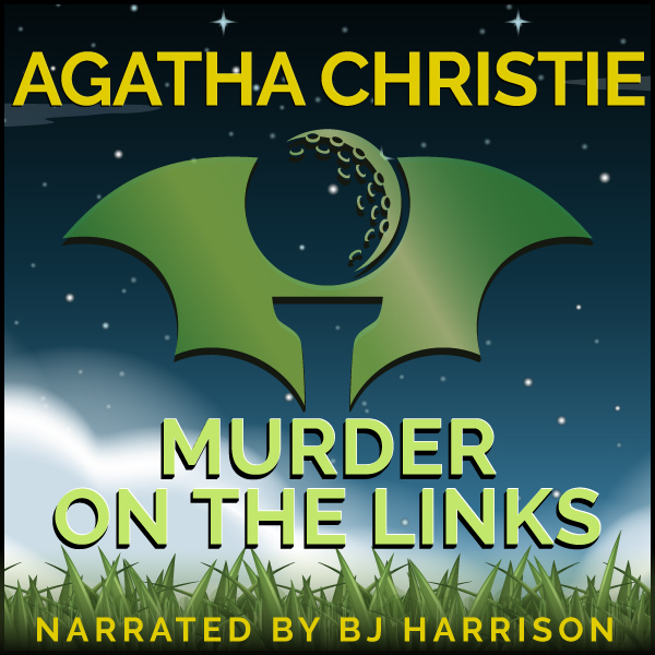 Murder on the Links, by Agatha Christie LARGE