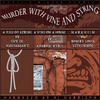 Murder with Vine and String, by Various Authors THUMBNAIL