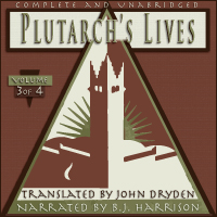 Plutarch's Lives, Volume 3 of 4 LARGE