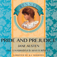 Pride and Prejudice, by Jane Austen (Unabridged digital download) LARGE