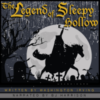 The Legend of Sleepy Hollow, by Washington Irving LARGE