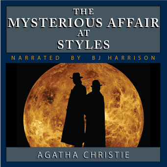 The Mysterious Affair at Styles, by Agatha Christie LARGE