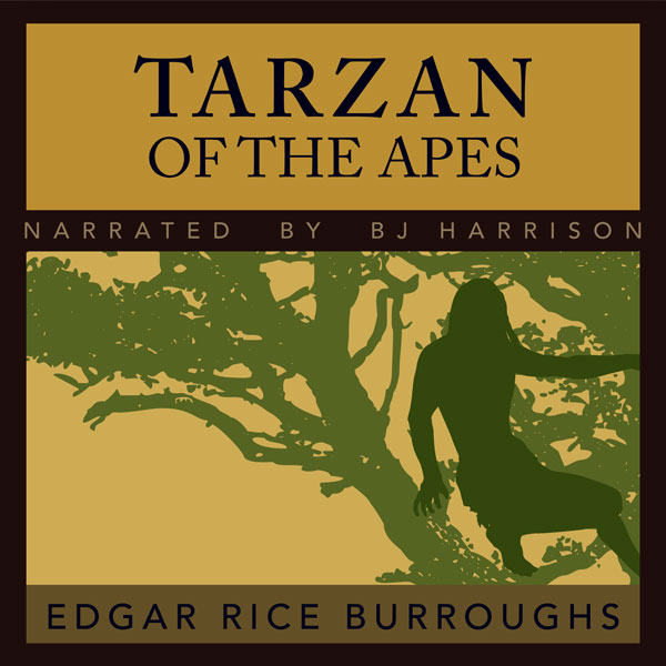 Tarzan of the Apes, by Edgar Rice Burroughs THUMBNAIL