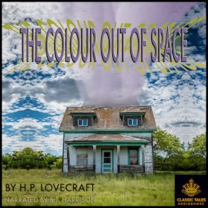 The Colour Out of Space, by H. P. Lovecraft LARGE
