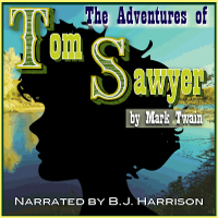 The Adventures of Tom Sawyer, by Mark Twain LARGE