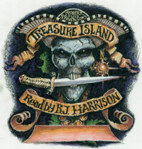 Treasure Island, by Robert Louis Stevenson LARGE