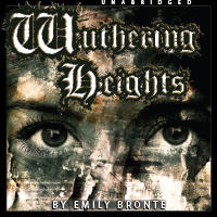 Wuthering Heights, by Emily Bronte LARGE