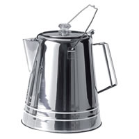 GSI Coffee Percolator - Stainless 28 / 36 Cup MAIN