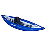 Aquaglide Klickitat 95 HB Inflatable Kayak THUMBNAIL
