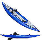 Aquaglide Chelan 120 HB Inflatable Kayak THUMBNAIL