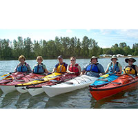 BYOB (Bring Your Own Boat) Safety & Paddle Kayak Class MAIN