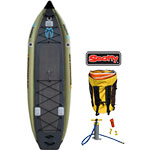 Badfisher 11' Fishing SUP