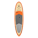 "BruSurf SUPs 10'6"" Charger, 10'6"" Snapdragon, & 11'6"" Cruiser SUP Paddler's Package"