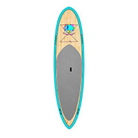 "Brusurf  10'6"" Snapdragon Bamboo SUP Paddler's Package MAIN"